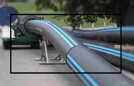 کاربرد لوله پلی اتیلن در آبرسانی