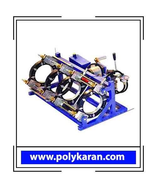 دستگاه جوش نیمه هیدرولیک 160-50