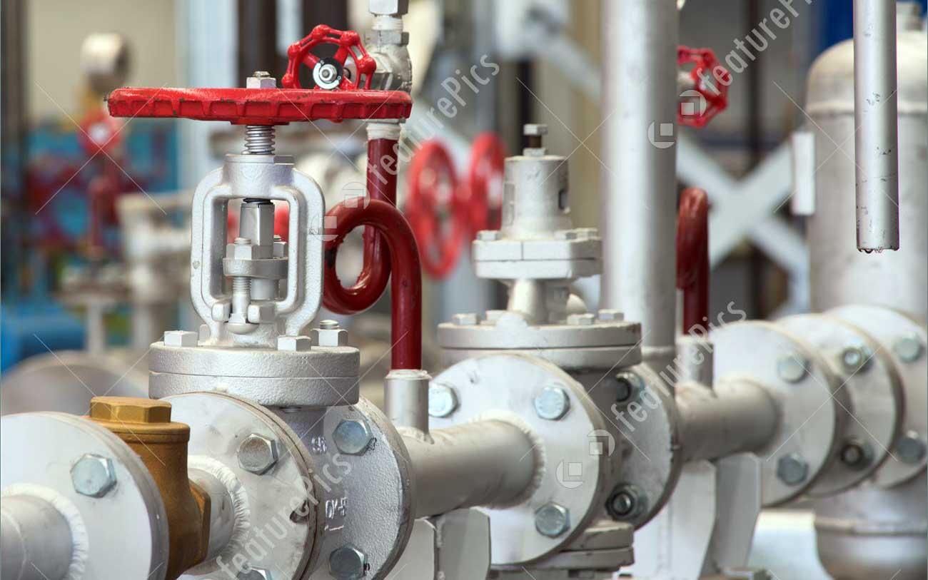 شیرآلات آب، گاز و پتروشیمی