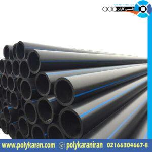 لوله پلی اتیلن PE100 - 800/10AT