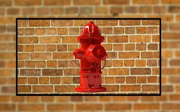 لوله پلی اتیلن آتش نشانی