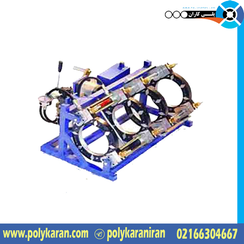دستگاه پلی اتیلن نیمه هیدرولیک