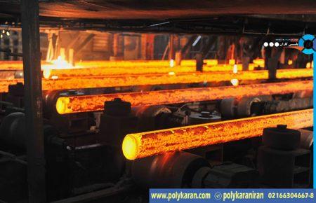 نحوه ی ساخت لوله فلزی بدون درز